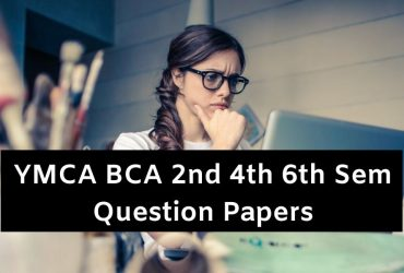 YMCA Question Paper